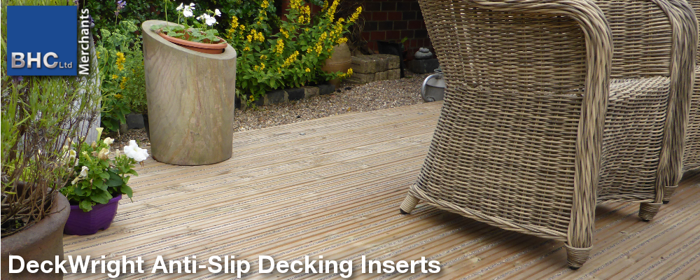 DeckWright Anti-Slip Decking Kit