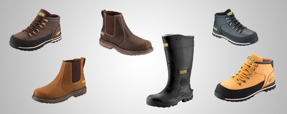 JCB Safety Footwear