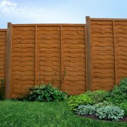 Seawave Fence Panel