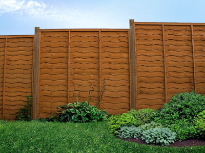 Seawave Fence Panel