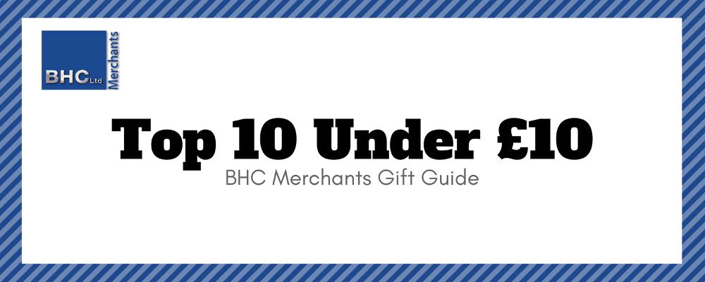 Top 10 Under £10