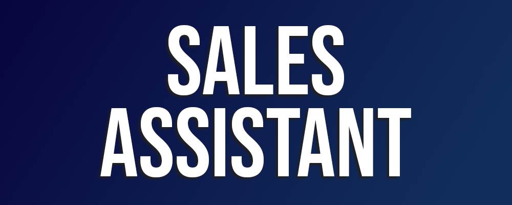Sales Assistant