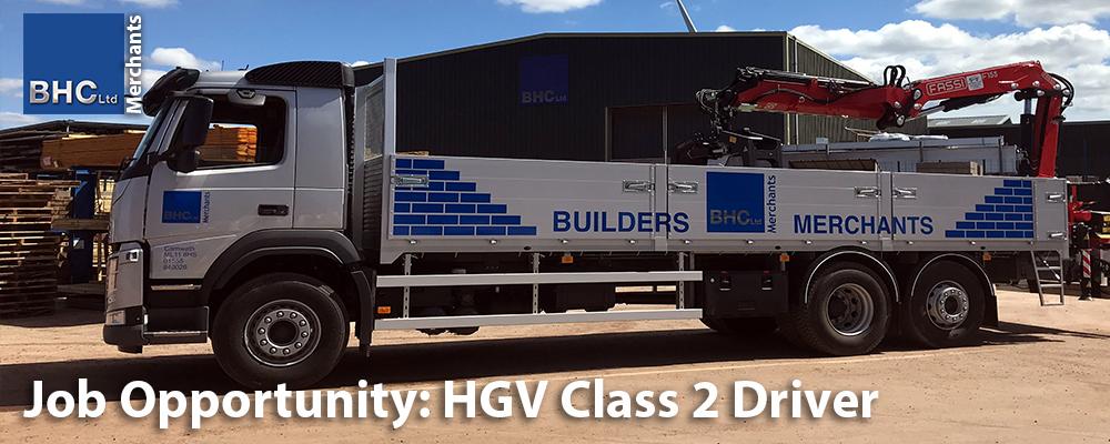 HGV Class 2