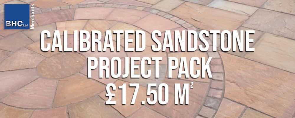 Calibrated Sandstone