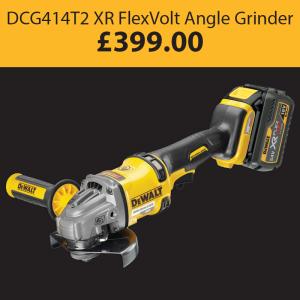 Angle Grinder - DCG414T2 FlexVolt XR