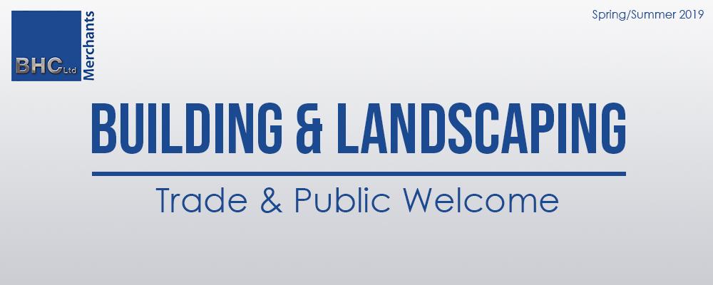 BHC Building & Landscaping Leaflet