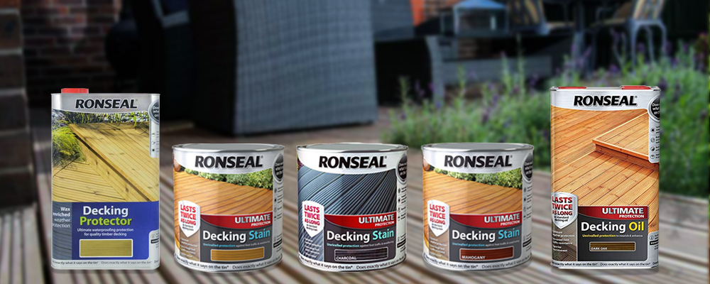 Ronseal Products
