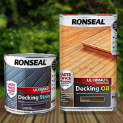 Decking Oil or Decking Stain: Which is Best?
