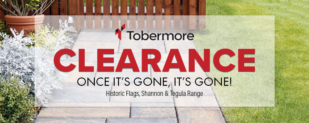 Tobermore Paving - Clearance