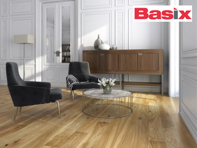 Basix Engineered and Solid Wood Flooring