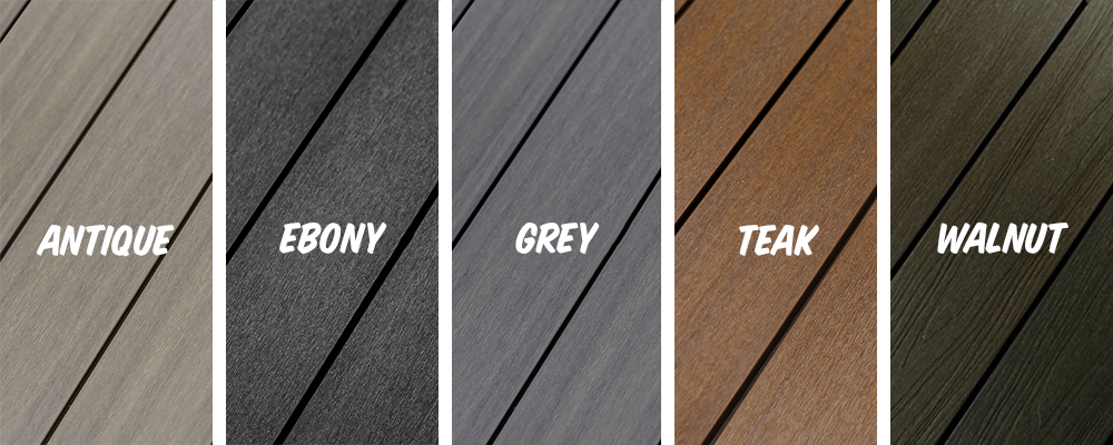 NewTechWood - Composite Decking