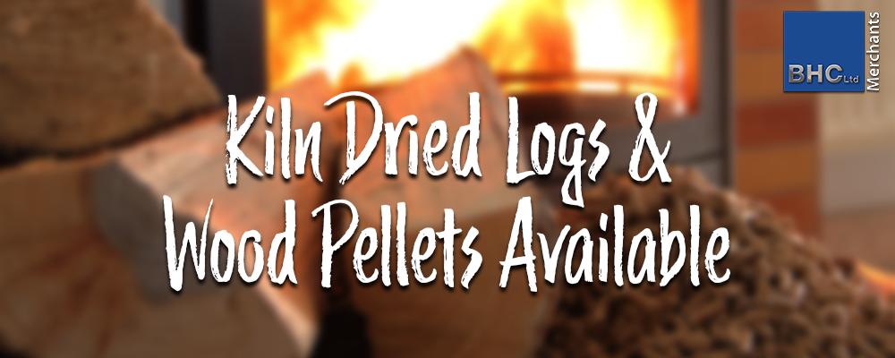 Kiln Dried Logs & Wood Pellets